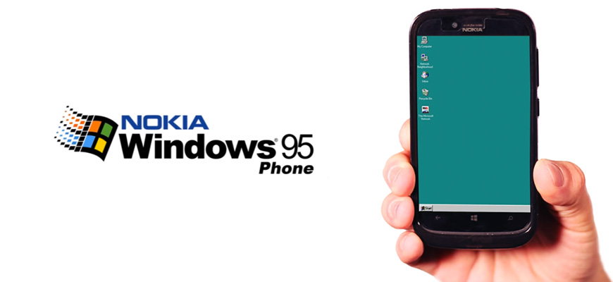 [#5] Nachfolger von Windows Phone 8?! Windows 95 Phone