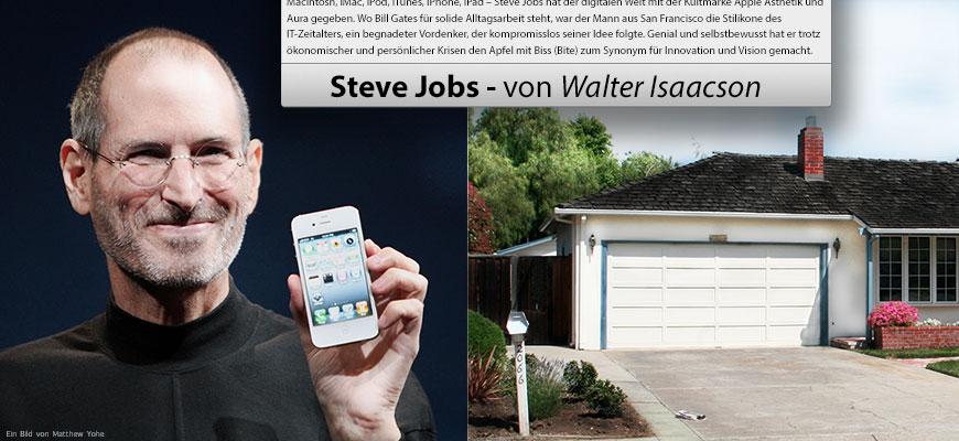 Steve Jobs – Autobiografie
