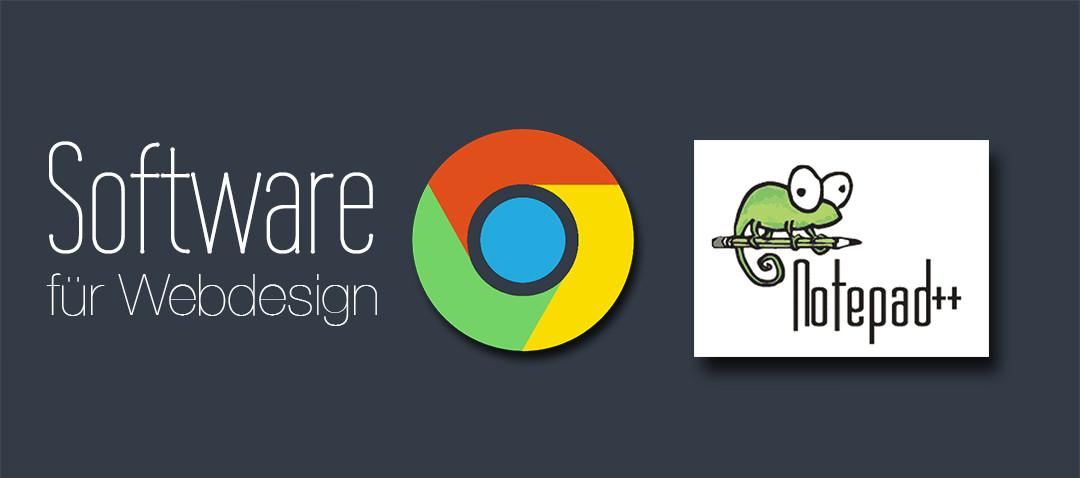 Software – Webdesign für Anfänger #2
